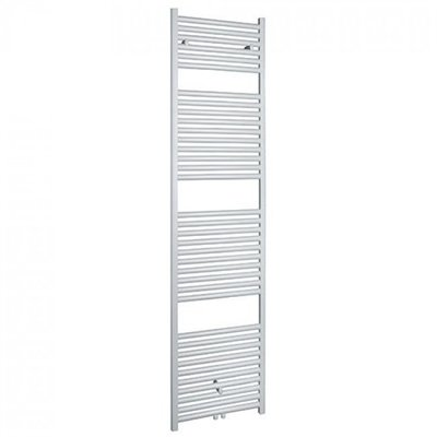 Designradiator Vicenza 180x60cm 1067 Watt Glans Wit Middenonderaansluiting